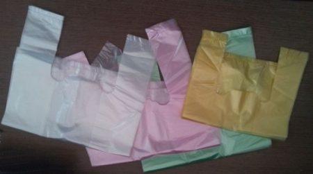 Túi bóng mỡ nhiều màu