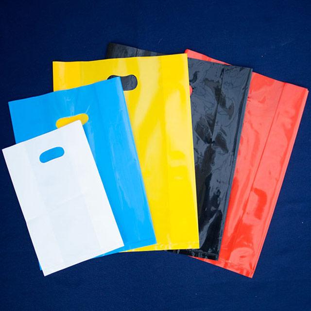 Nguyên liệu nhựa PE dùng để in bao bì nhựa