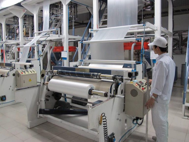 Quy trình sản xuất, in ấn bao bì nhựa